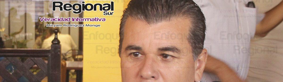 """""""Trabajaré de manera organizada y propositiva"""": Edgar González."""