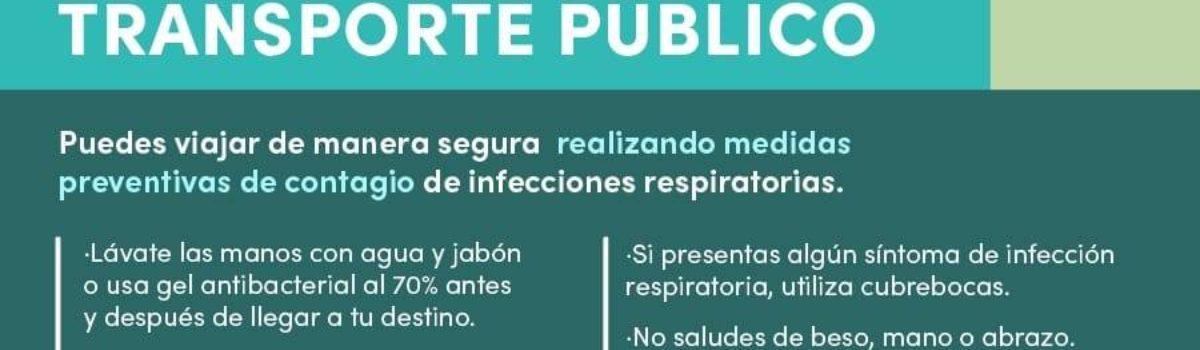 Se acuerdan medidas en el transporte público de Sinaloa para evitar el contagio de Covid-19