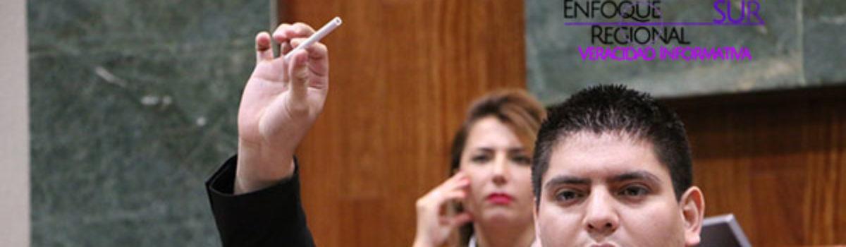 EXHORTA CONGRESO A EJECUTIVO DEL ESTADO VIGILAR Y APLICAR LEY DE LOS NO FUMADORES