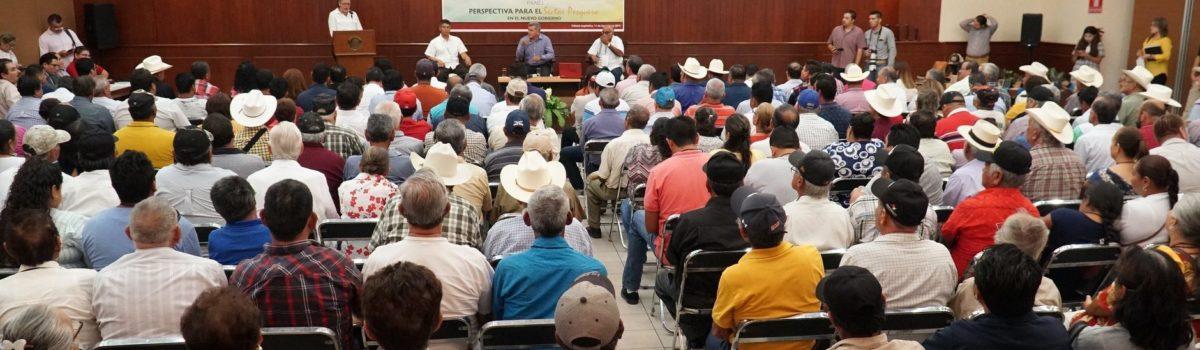 Plantea Graciela Domínguez política de Estado que rescate actividad pesquera