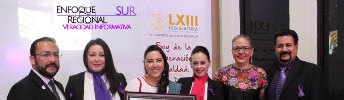 Rinde Congreso homenaje a Amparo Ochoa