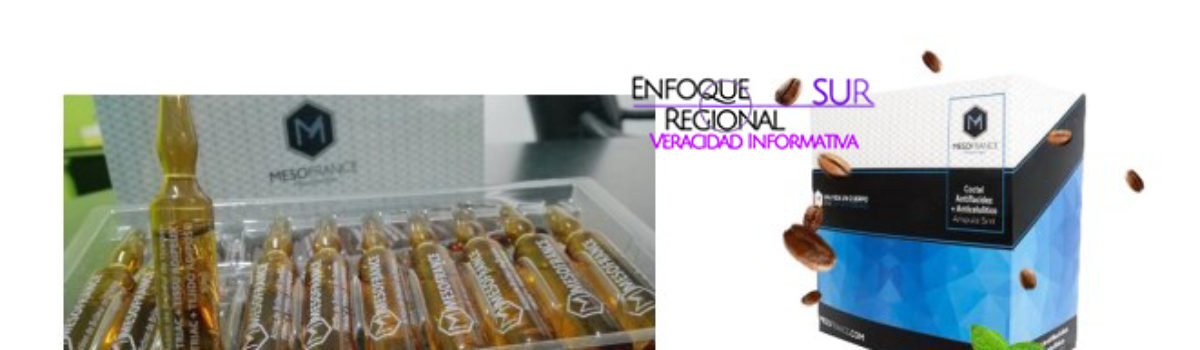 COEPRISS alerta y recomienda no adquirir ni usar productos Mesofrance