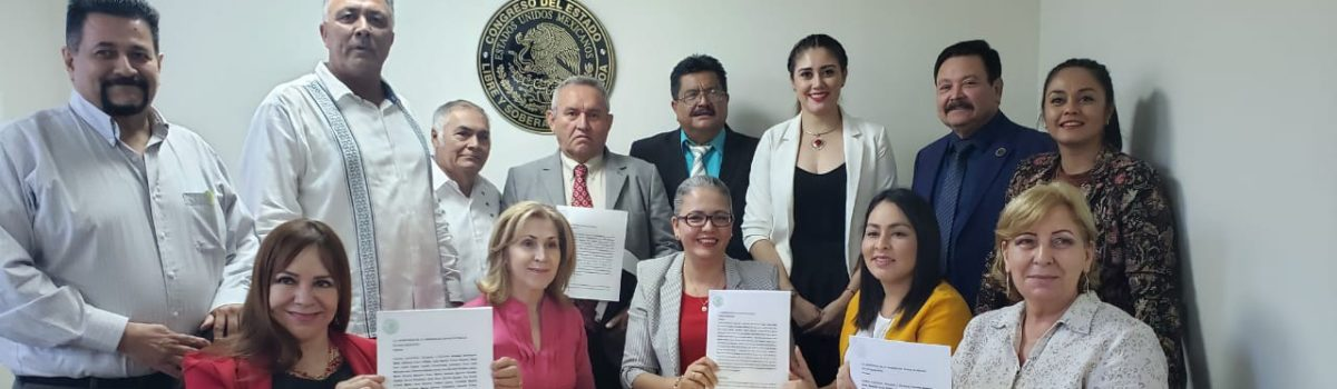 Propone morena reforma a la Constitución Política del Estado de Sinaloa en materia de Paridad de Género