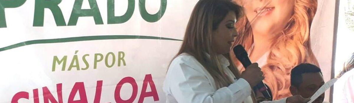 """""""Quiero ser su diputada para representarlos desde el Congreso y tengan mejores oportunidades de vida sus familias"""": Arcelia Prado Estrada"""