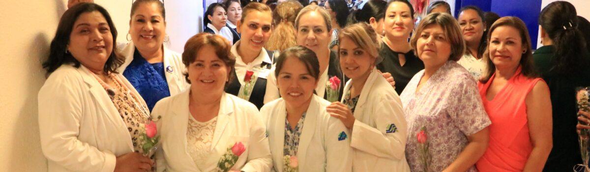 CELEBRAN EL DÍA DE LAS MADRES EN EL HOSPITAL DE CULIACÁN.