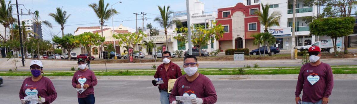 *Concientiza Gobierno de Mazatlán sobre el respeto a espacios para personas con discapacidad*