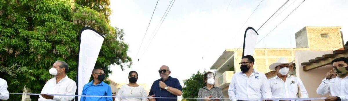 Llega Alcalde Luis Guillermo Benitez Torres a 190 obras nuevas en este año