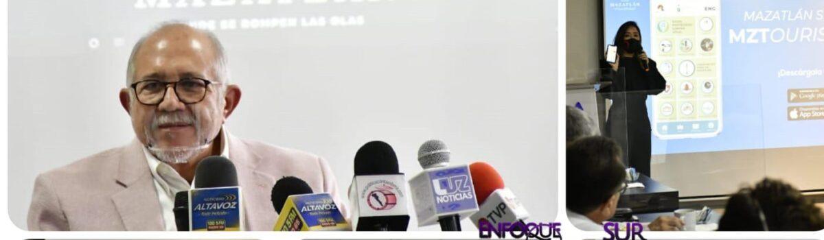 Es Mazatlán destino seguro, incluyente y con riesgo de contagio controlado: Benitez Torres