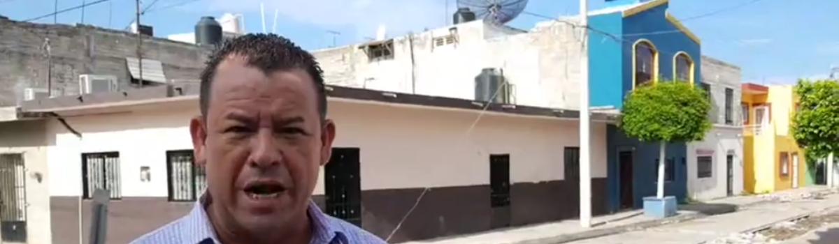 """Impugnan vecinos comentarios absurdos del Presidente Municipal Sustituto de Escuinapa """"Yiyo""""."""