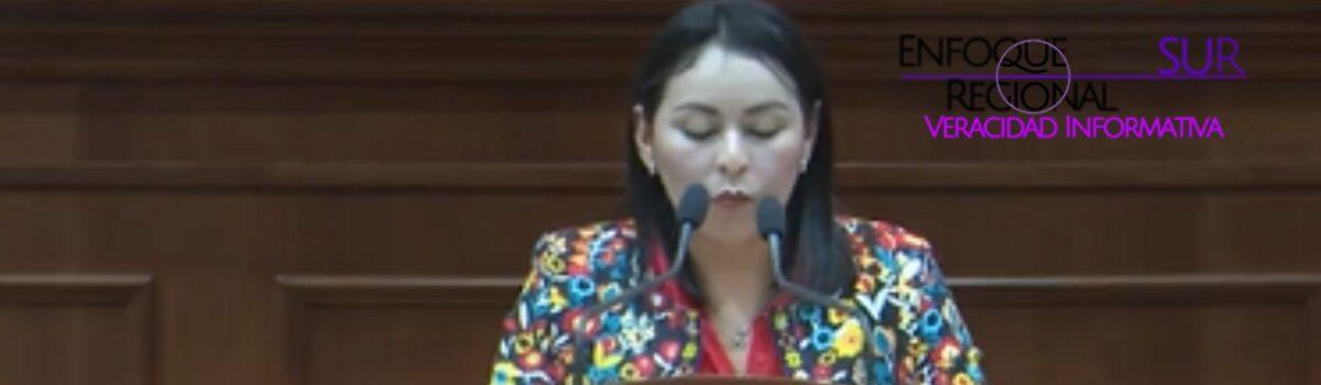 Penalizar violencia a la intimidad sexual, fruto del activismo femenil: Yeraldine Bonilla