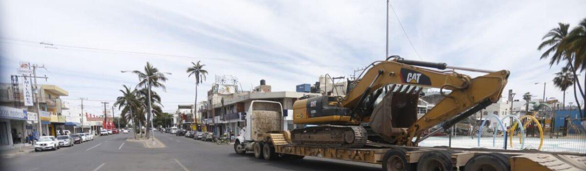ANUNCIA EL QUÍMICO BENITEZ TORRES REHABILITACIÓN DE LA AVENIDA GUTIÉRREZ NÁJERA.