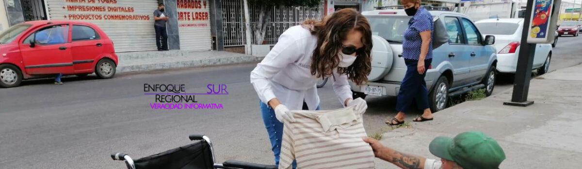 Atiende Gobierno de Mazatlán reporte sobre adulto mayor en situación de abandono en el Fraccionamiento San Ángel