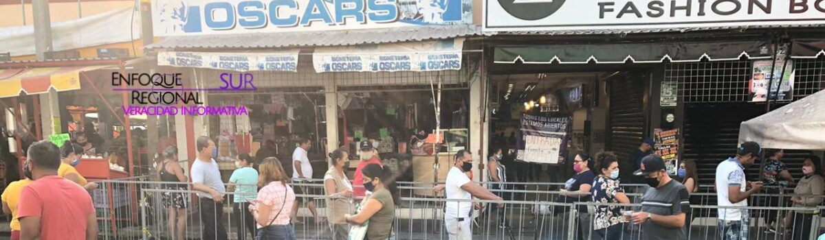 GOBIERNO DE MAZATLÁN INTENSIFICA OPERATIVOS EN ZONAS COMERCIALES