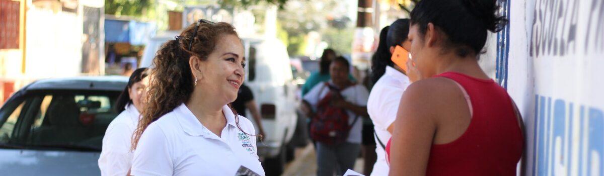 Sinaloa ocupa de la energía de sus jóvenes: Irma Tirado