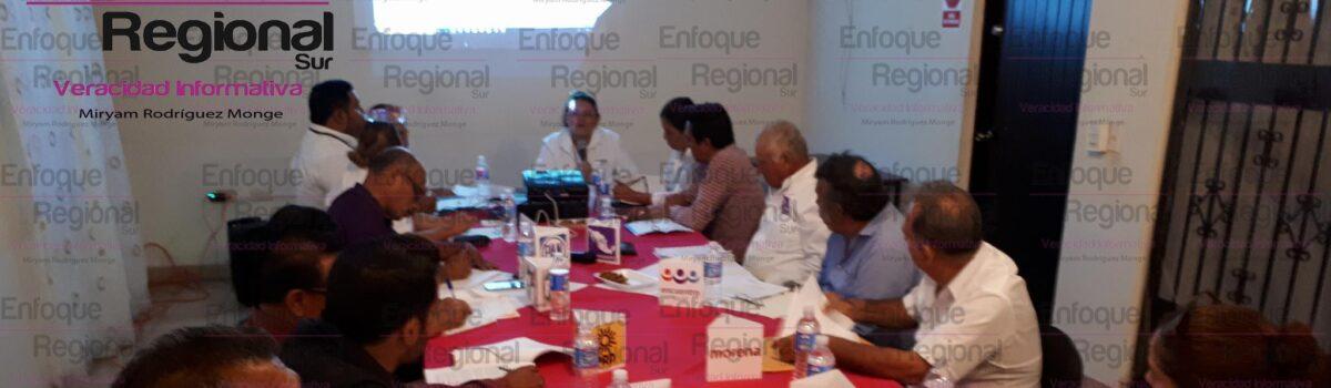 Consejo Municipal Electoral presenta a candidatos que participarán en el Debate.