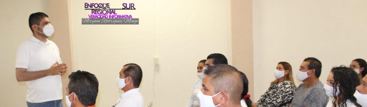 PROYECTO MUNICIPIO ESCUINAPA PRESENTE EN LA SESIÓN VIRTUAL DEL INICIO DE PRECAMPAÑA DE RUBÉN ROCHA MOYA.