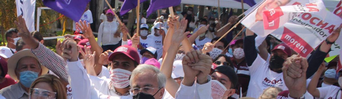 """VAMOS A IMPULSAR EL DESARROLLO DEL """"SUR-SUR"""" DE SINALOA: RUBÉN ROCHA MOYA"""