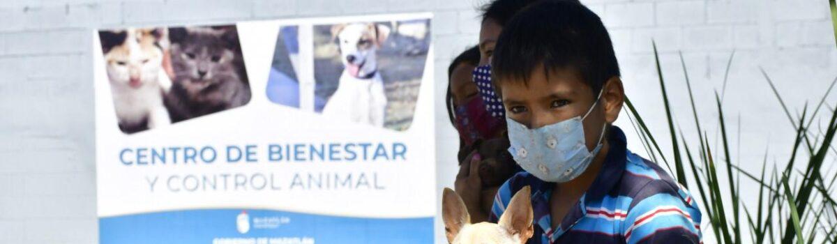 Centro de Bienestar y Control Animal, con buena respuesta ciudadana