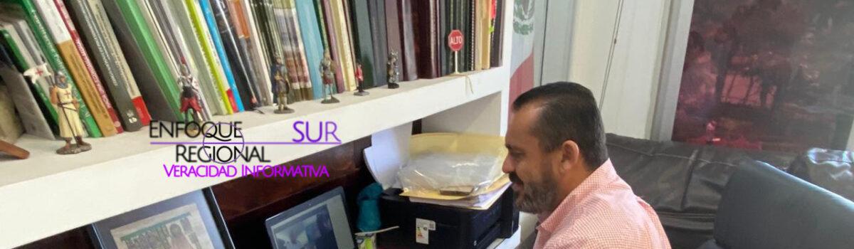 Mantiene Flores Segura reuniones virtuales con sectores productivos y Gobierno federal