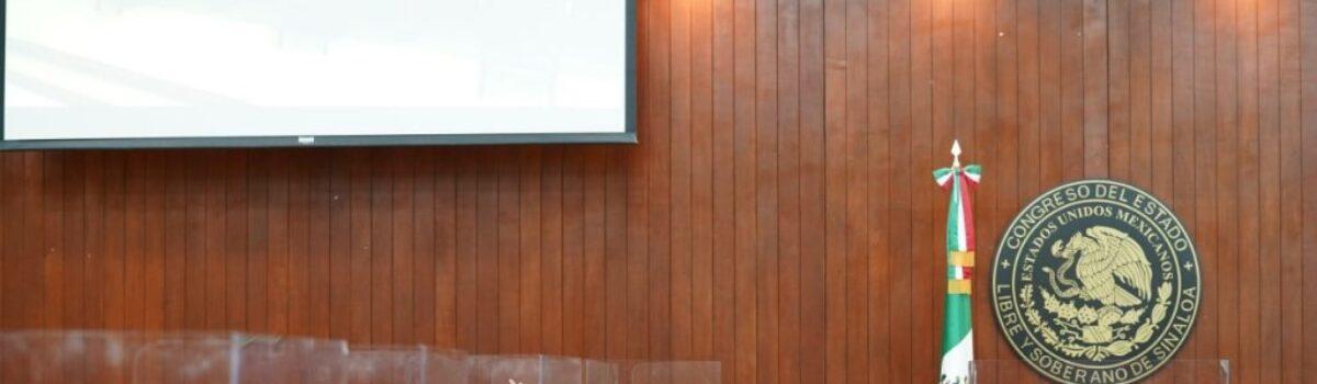 Son leídas en sesión de la Diputación Permanente ocho iniciativas