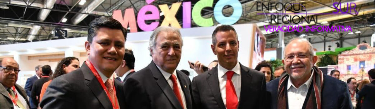 Firman la Riviera Mazatlán y Huatulco convenio de colaboración