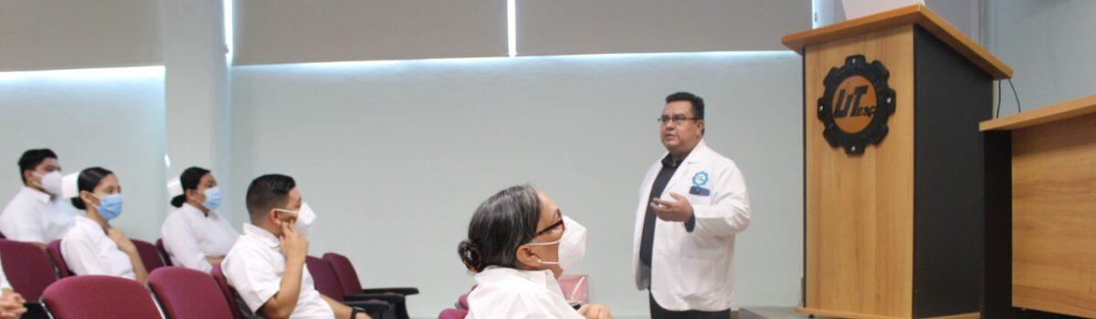 """REALIZA UTESC """"1ER. COLOQUIO DE TRABAJOS DE INVESTIGACIÓN EN ENFERMERÍA"""" PARA EL OTORGAMIENTO DE TÍTULOS DE LICENCIATURA."""