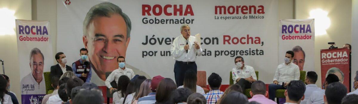 ROCHA MOYA PROPONE REORIENTAR EL PRESUPUESTO PARA APOYAR LOS TEMAS DE LA AGENDA 2030