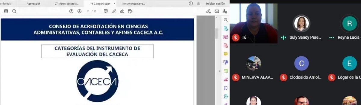 PERSONAL DE UTESC SE CAPACITA PARA EL PROCESO DE ACREDITACIÓN DE SUS CARRERAS.
