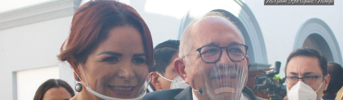 QUÍMICO BENÍTEZ TORRES PRESENTA SU SEGUNDO INFORME DE GOBIERNO.