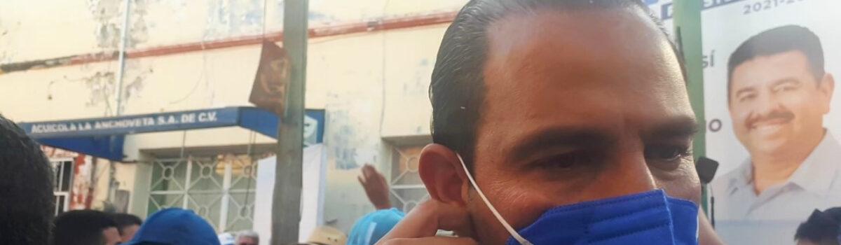 DESCONOCE MARKO ANTONIO CORTÉS LA DENUNCIA EXPUESTA AL  DIRIGENTE ESTATAL  ESTRADA VEGA POR IRREGULARIDADES EN LA FUNCIÓN PÚBLICA Y PECULADO.