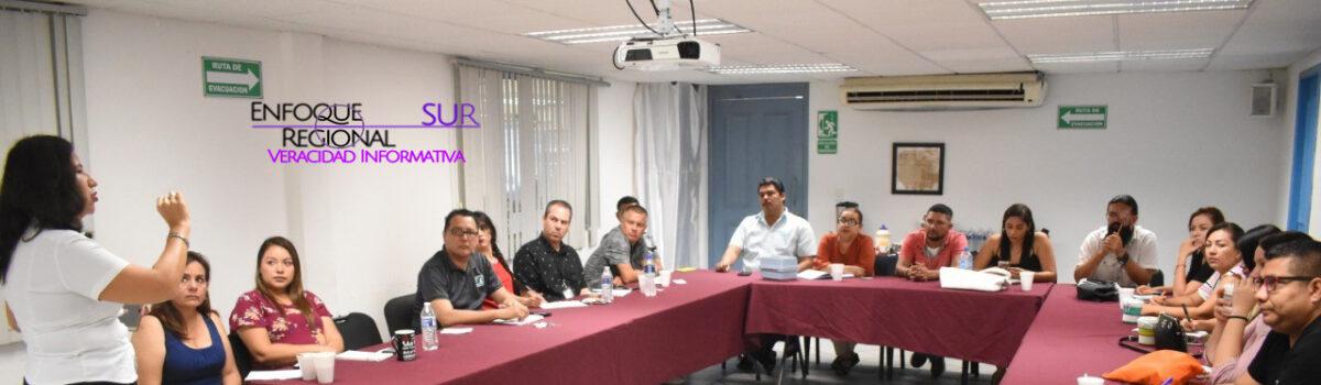 SE CAPACITAN PARA EL MEJORAMIENTO DE CONTROL DE CALIDAD Y MANEJO AMBIENTAL