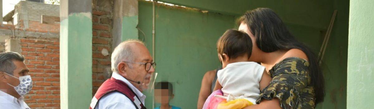 NECESARIO INCREMENTAR EL PADRÓN DE BECAS PARA HIJOS DE MADRES SOLTERAS Y PERSONAS CON DISCAPACIDAD: QUÍMICO BENITEZ