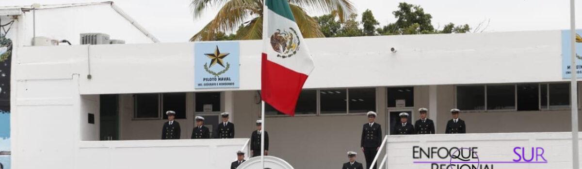 CELEBRAN 140 ANIVERSARIO DE LA ESCUELA NÁUTICA MERCANTE DE MAZATLÁN