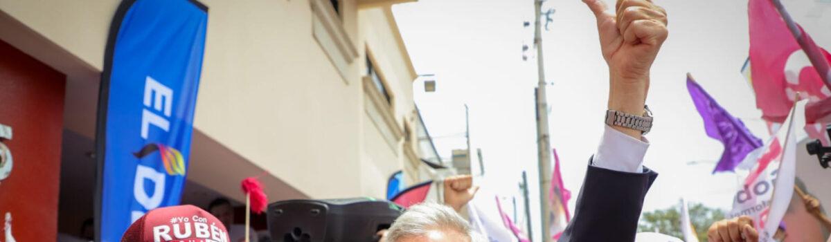 ¡TRIUNFO CONTUNDENTE DE ROCHA EN DEBATE-CONVERSATORIO DE CANDIDATOS!
