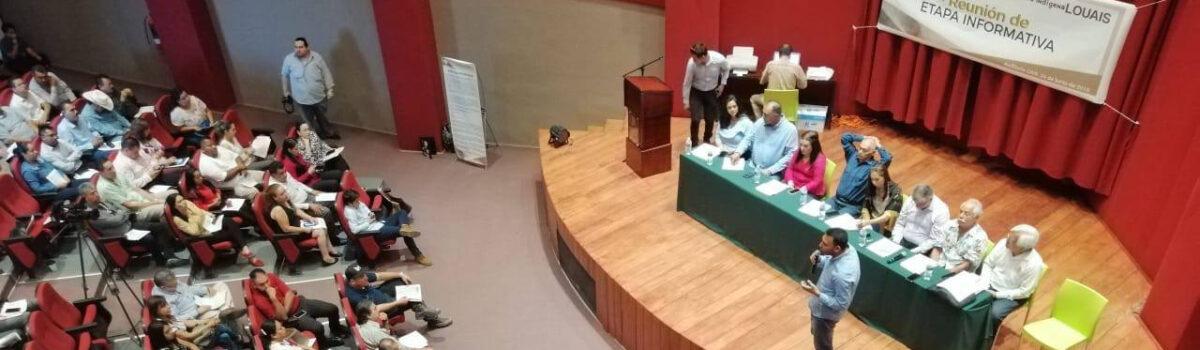 INFORMAN DIPUTADOS AVANCES SOBRE LA EXPEDICIÓN DE UNA NUEVA LEY ORGÁNICA.