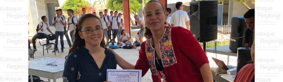 Realizan jóvenes diversas actividades en conmemoración del Día del Estudiante.