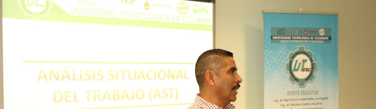 PARTICIPAN EMPRESAS EN AST DE LA ING. EN AGRICULTURA SUSTENTABLE Y PROTEGIDA