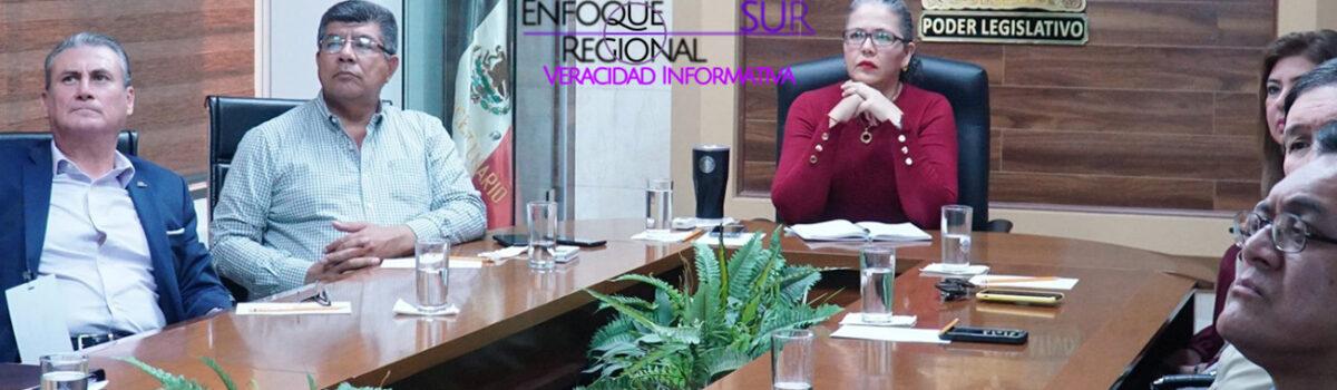 Recibe Graciela Domínguez propuesta de Ley de Planeación de Coparmex y CES