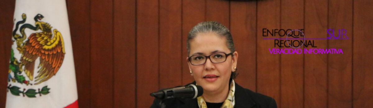 URGENTE BRINDAR SEGURIDAD SOCIAL A TODO EL PERSONAL DE SALUD: GRACIELA DOMÍNGUEZ