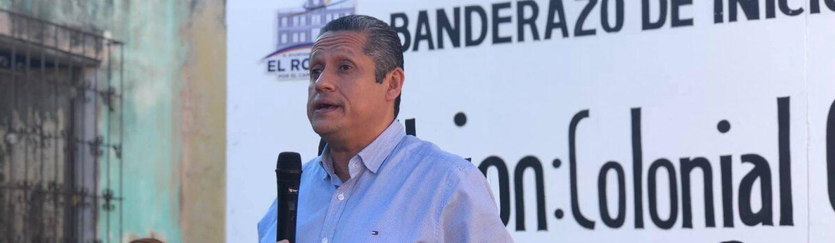 INICIA CONSTRUCCIÓN DE NUEVO CALLEJÓN MÁGICO EN EL ROSARIO.
