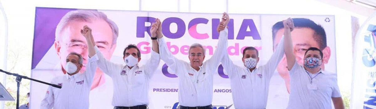 ¡TERCER DIA DE CAMPAÑA DE LA UNIDAD PAS-MORENA!