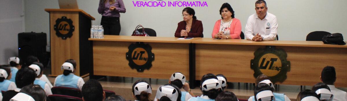 ASIGNAN PLAZAS DE SERVICIO SOCIAL A ESTUDIANTES DE ENFERMERÍA DE UTESC