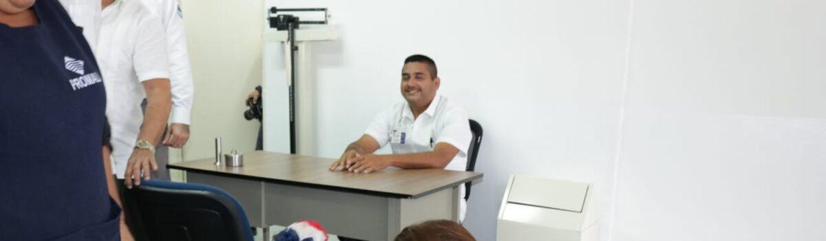Ponen en marcha Centro de Salud de Escuinapa.