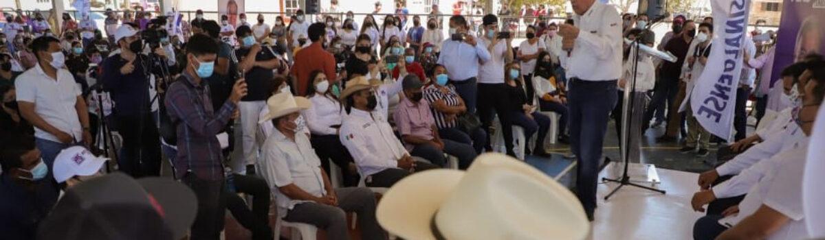 DEL NO DESPILFARRO Y COMBATE A LA CORRUPCIÓN, SALDRÁN MÁS RECURSOS PARA LOS SECTORES PRODUCTIVOS: ROCHA MOYA
