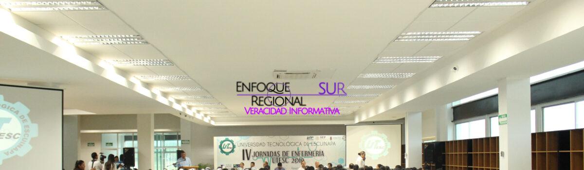 INAUGURAN IV JORNADAS DE ENFERMERÍA UTESC 2019