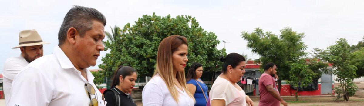 4 millones de pesos en la rehabilitación del albergue de Isla del Bosque.