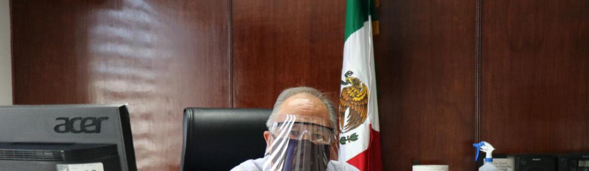 ACLARA EL GERENTE GENERAL DE JUMAPAM LA SITUACIÓN QUE PRIVA EN ALGUNOS COTOS RESIDENCIALES