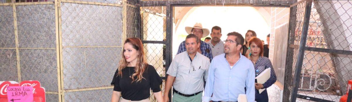 Inversión de 10 millones de pesos al Mercado Municipal en su segunda etapa de rehabilitación.