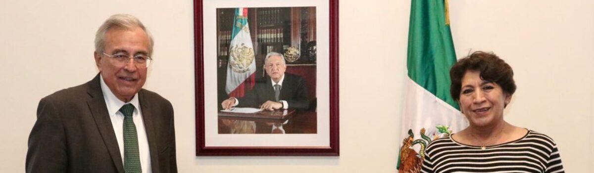 GESTIONA ROCHA MOYA ANTE SEP INCLUSIÓN DE MÁS PLANTELES AL PROGRAMA «LA ESCUELA ES NUESTRA»