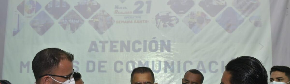 TRABAJA MUNICIPIO PARA FORTALECER LA BIOSEGURIDAD EN MAZATLÁN: VILLALOBOS